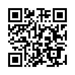 マーメイド ビーチの公式アプリのQRコード